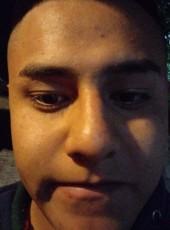 Rene, 18, Mexico, Alvaro Obregon (Mexico City)