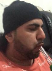 Ibrahim, 35, United States of America, The Bronx