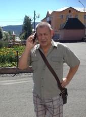 Savenkov Genna, 70, Russia, Kaltan