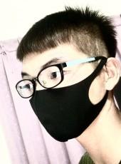 白犽凜, 23, China, Taichung