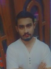 ali, 21, Pakistan, Karachi