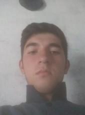 Baxshulloyev, 19, Uzbekistan, Wobkent