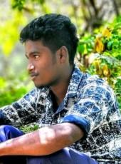 Satha, 20, India, Tiruchirappalli