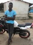 Ishmael, 19, Kumasi