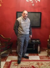 Ahmed, 57, Egypt, Cairo