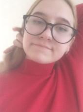 Yuliya, 18, Russia, Serov