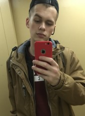 Dmitriy, 21, Russia, Kursk