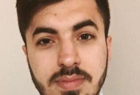 Mehmet Ali, 21 - Just Me
