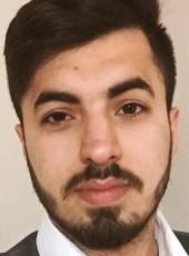 Mehmet Ali, 21, Turkey, Adana