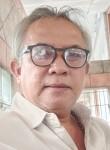 Bram Prabu, 56  , Jakarta