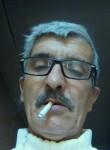 farid Mouloudj, 55  , Bejaia