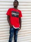 Pascal Feindouno, 22, Conakry