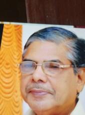 Marimuthus, 69, India, Chennai