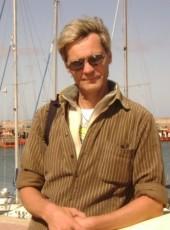Greg Gregvolk, 55, Argentina, Villa Gesell