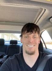 Todd Hall, 32, United States of America, Allen
