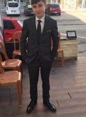 Erkan, 19, Turkey, Samsun