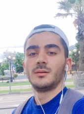 Казбек Шарапов, 22, Россия, Владикавказ