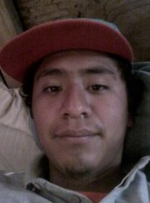 Pablo Guerrero, 21, Mexico, Alvaro Obregon (Mexico City)