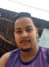 Walber, 21, Brazil, Duque de Caxias