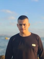 Mahmod, 18, Israel, Tel Aviv