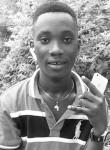 Foster , 22  , Nsawam
