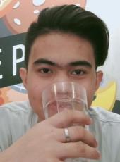 Jorge Kim, 20, Philippines, Manila