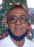 Carlos Araújo , 58  , Salvador