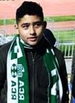 Walid, 20  , Casablanca