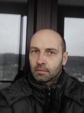 Sergey Romashkin, 43, Russia, Moscow