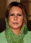 Ayesha Gaddafi, 42  , Muscat