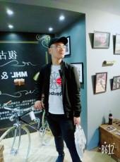shi bo, 22, China, Taichung