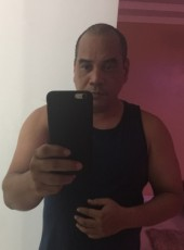 Etiel, 44, Angola, Luanda