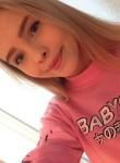 Yulya, 20, Moscow