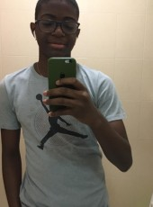 luis carlos, 19, Angola, Luanda