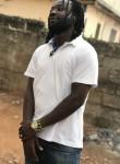 Senior Ray, 28, Kumasi