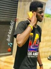 Emmanuel Osei, 20, Ghana, Kumasi