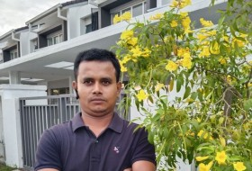 Md Ainal, 20 - Just Me