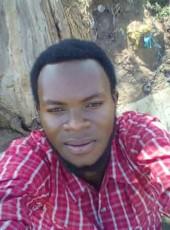 Moses, 24, Zambia, Lusaka