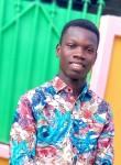 Thomas Tetteh, 20  , Accra