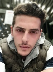 Muhammed, 20, Turkey, Korfez