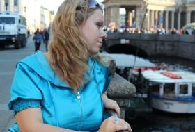 Olya , 35 - Just Me