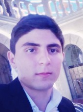 Ali, 22, Azerbaijan, Baku