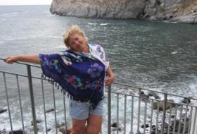Lyudmila, 60 - Just Me