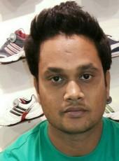 suresh, 22, India, Bhimunipatnam