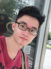 Bin, 28, China, Taichung