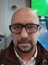 Miguel Ángel , 52, Spain, Coria