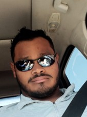 Jose Cerros, 31, United States of America, Jacksonville (State of North Carolina)