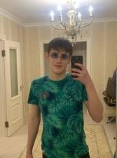 Ibragim, 20, Russia, Moscow