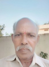 reddy Bhumaiah, 69, India, Hyderabad