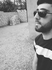 Rahim Mustafayev, 24, Azerbaijan, Baku